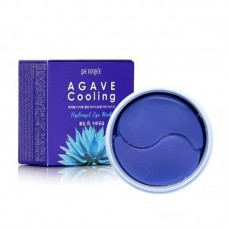 [PETITFEE] Гидрогелевые патчи для век Agave Cooling Hydrogel Eye Mask - 84g   60 шт.